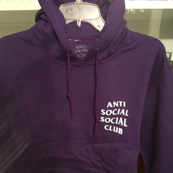 aa718573b585 Anti Social Social Club Tops